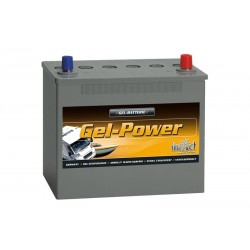 intAct GEL-55 55Ah battery