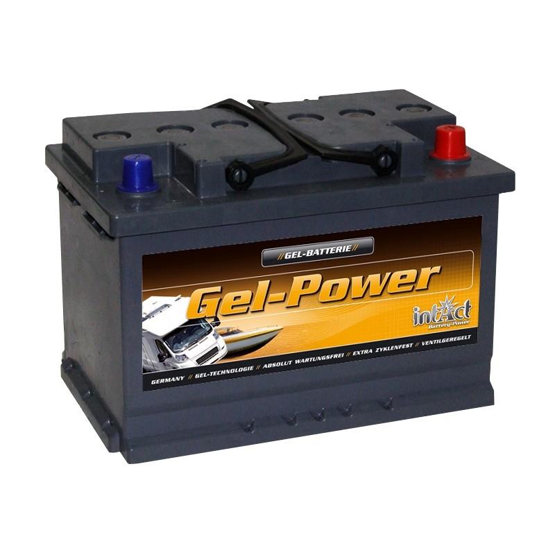 intAct GEL-60B 60Ah battery