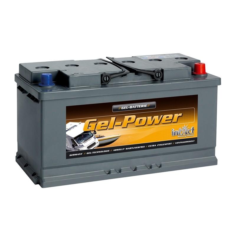 intAct GEL-80B 80Ah battery