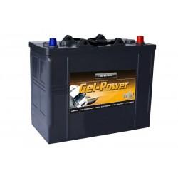 intAct GEL-125 125Ah akumuliatorius