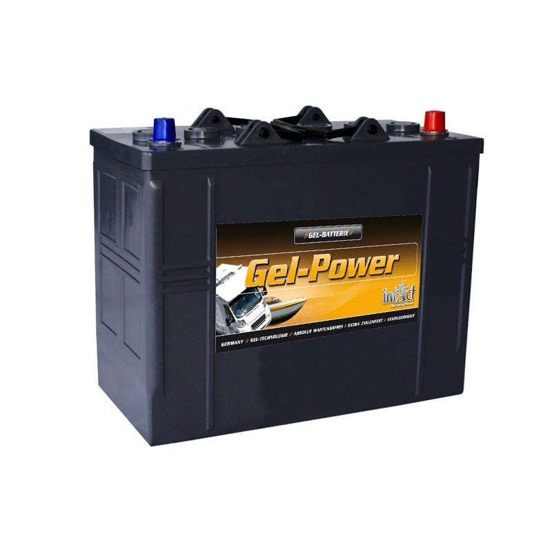 intAct GEL-125 125Ah battery