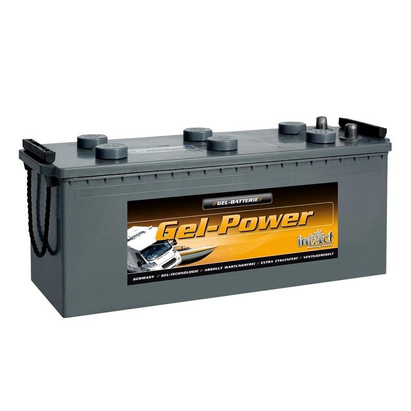 intAct GEL-140 140Ah battery
