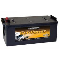 intAct GEL-210 210Ah akumuliatorius