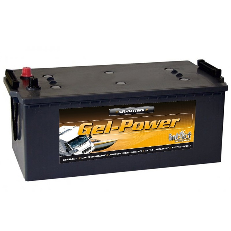 intAct GEL-210 210Ah battery