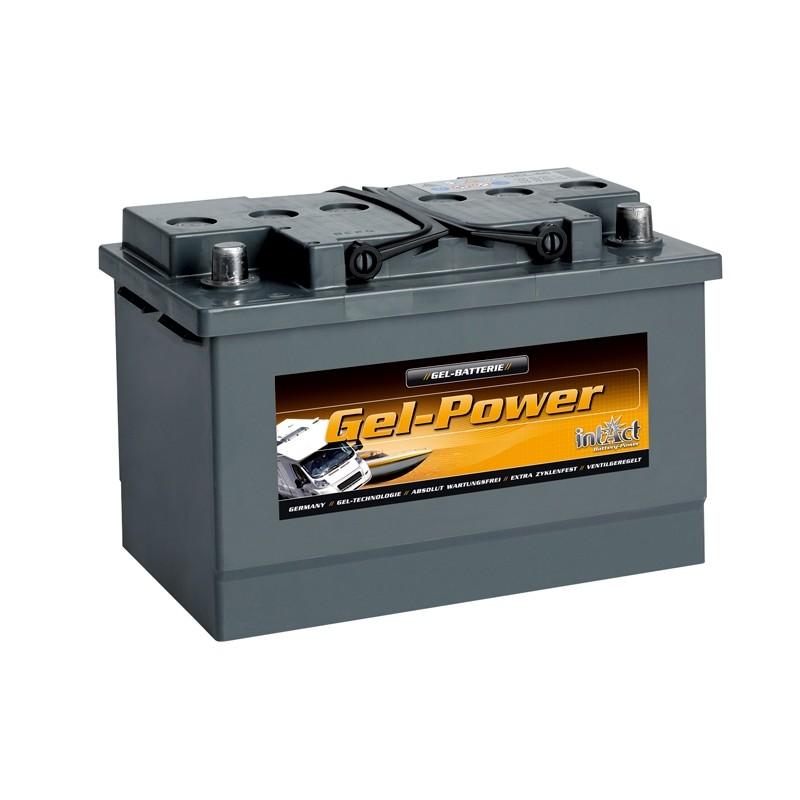 intAct GEL-60 60Ah battery