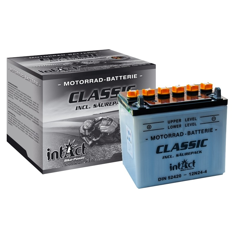 IntAct 12N24-4 24Ah battery