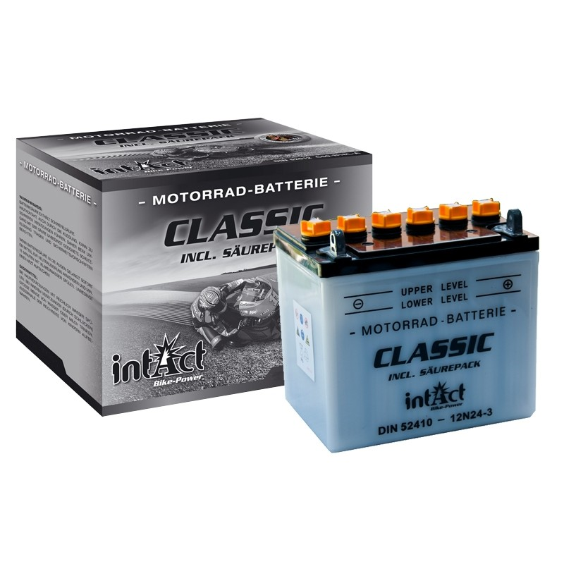 IntAct 12N24-3A 24Ah battery