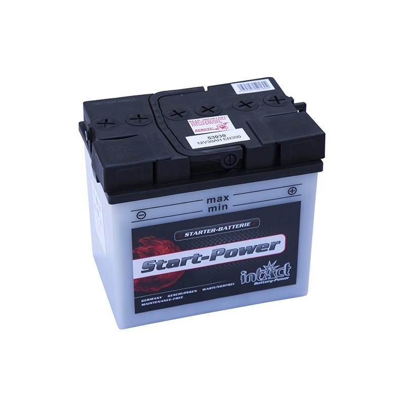 IntAct Y60-N30L-A (53030)  30Ah akumuliatorius