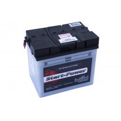 IntAct Y60-N30-A (53034)  30Ah akumuliatorius