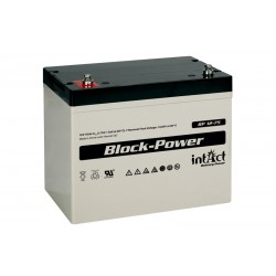 IntAct BP12-75 12В 75Ач AGM VRLA аккумулятор