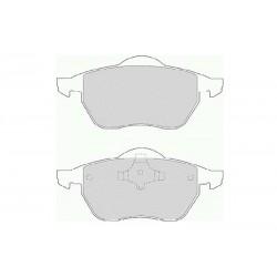 Disk brake pads EGT 321516