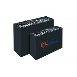 INBATT PzS, PzB ir PzV (GEL) traction batteries for forklifts