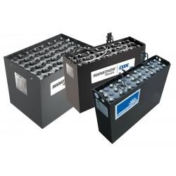 EXIDE EPzS, EPzB ir EPzV (GEL) тяговые аккумуляторные батареи для погрузчиков