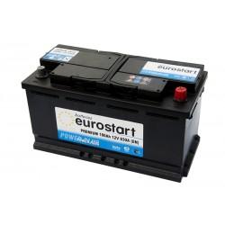 EUROSTART PREMIUM 60040 (600402083) 100Ah akumuliatorius