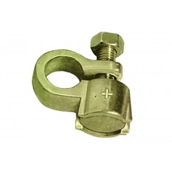 Gnybtas (+) akumuliatoriui D50mm (sunkvežimiams)