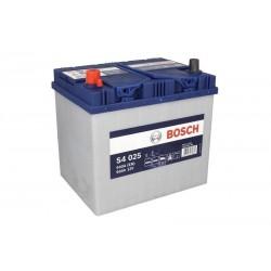 BOSCH S4025 (560411054) 60Ah akumuliatorius
