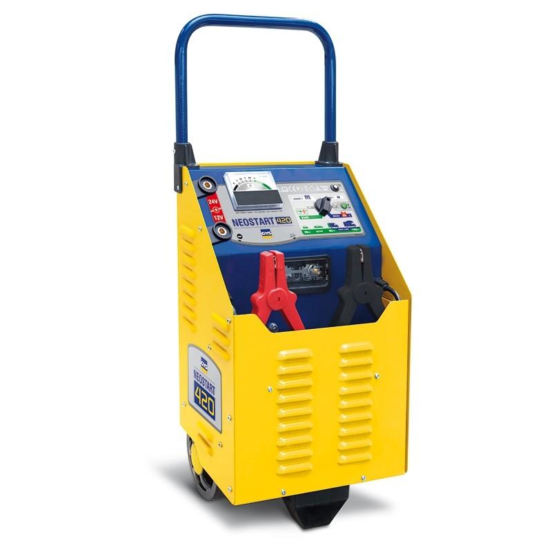 Пуско-зарядное устройство GYS-NEOSTART-420