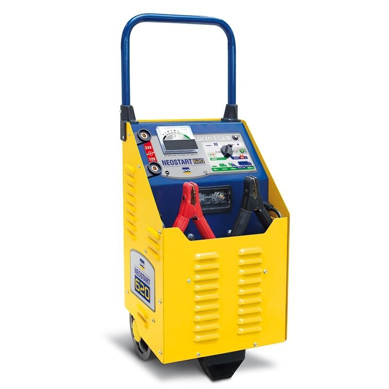 Tradicional starter and charger GYS-NEOSTART-620