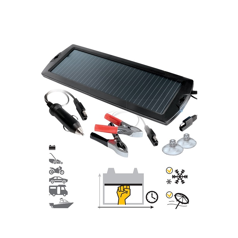 Charger GYS-SOLAR-KIT