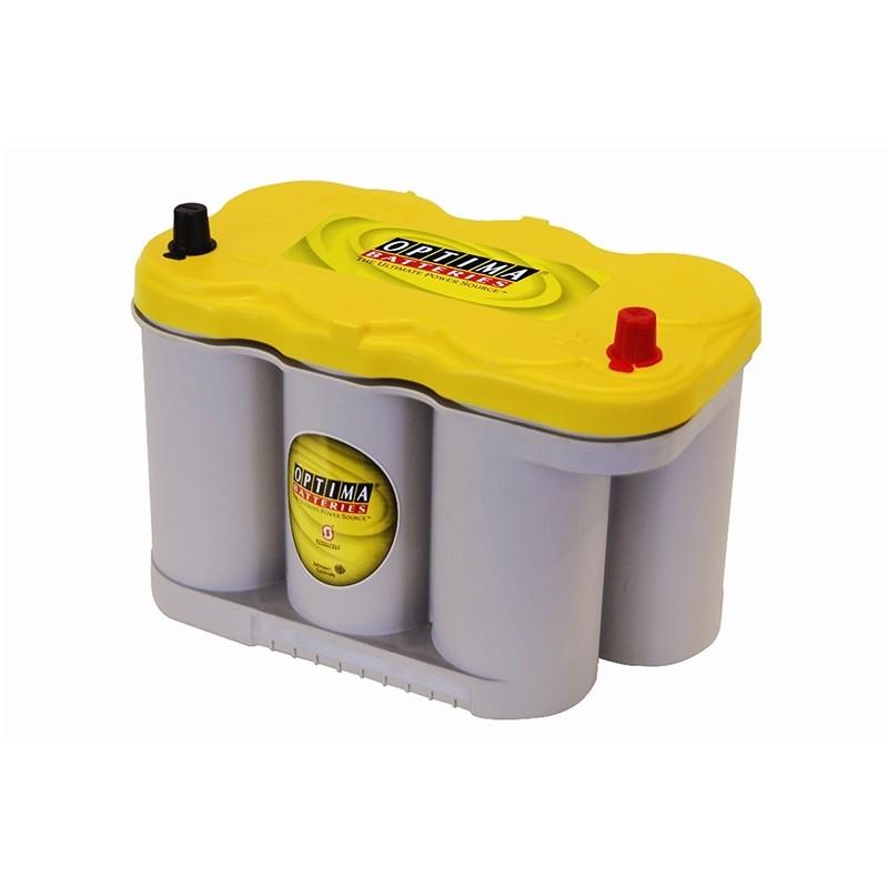 OPTIMA Yellow Top S-5,0L DC 66Ah akumuliatorius