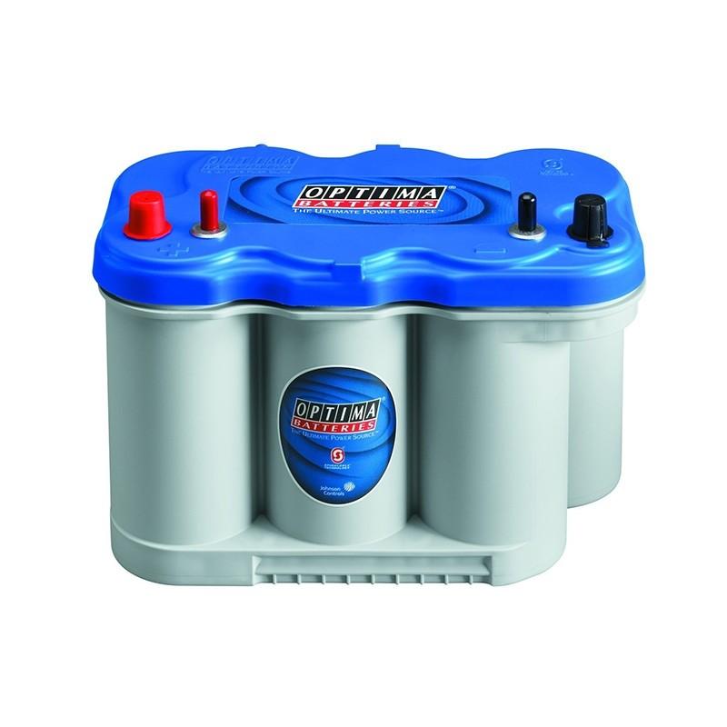 OPTIMA Blue Top 5,0L M+DC 66Ah akumuliatorius