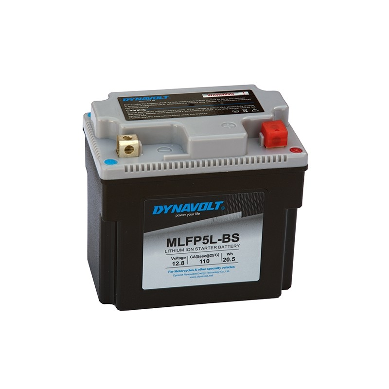 Dynavolt MLFP-5L-BS Lithium Ion akumuliatorius