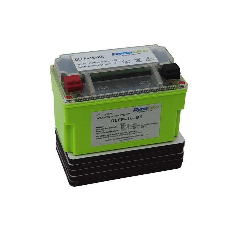 Dynavolt DLFP-16-BS Lithium Ion akumuliatorius