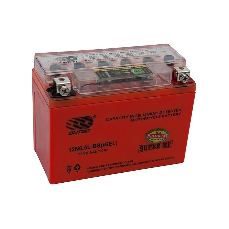 OUTDO (HUAWEI) 12N6.5L-BS (i*-GEL) 9Ah akumuliatorius