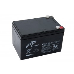 RITAR RT12120H 12V 12Ah AGM VRLA akumuliatorius