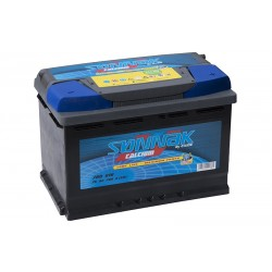 SONNAK 760616 75Ач аккумулятор