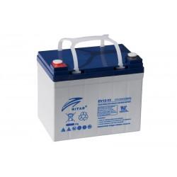 RITAR EV12-33 12V 33Ah AGM VRLA battery