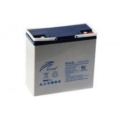 RITAR EV12-22 12V 22Ah AGM VRLA battery