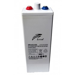 RITAR OPzV 2V 600Ah GEL VRLA battery