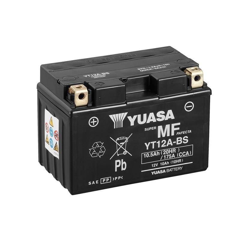 YUASA YT12A-BS 10.5Ah (C20) battery