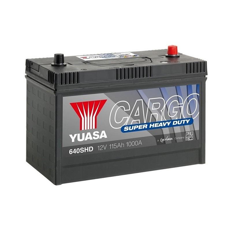 YUASA 640SHD CARGO SHD аккумулятор