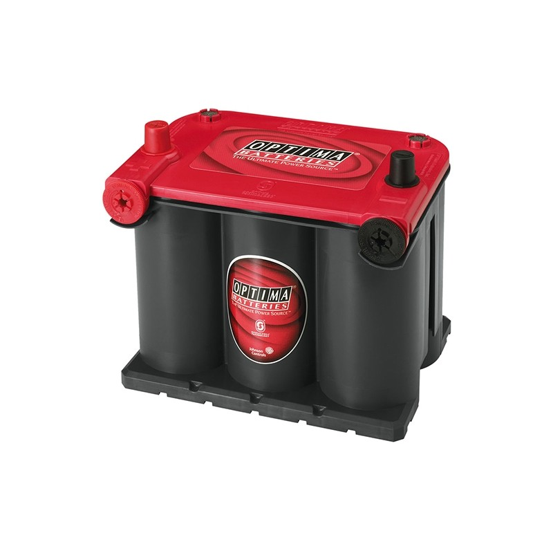OPTIMA Red Top S-3,7 44Ah battery
