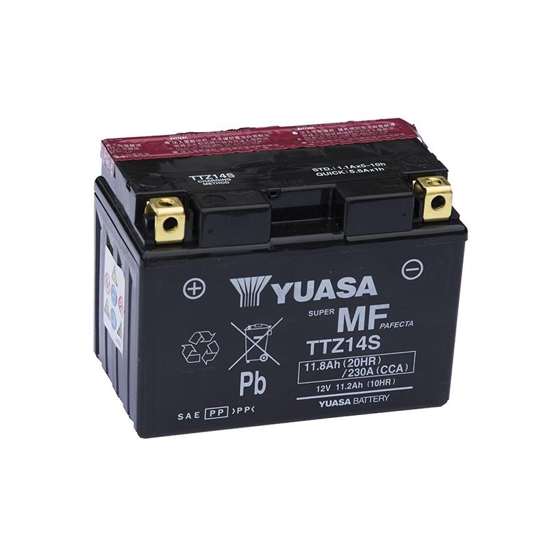 YUASA TTZ14-BS 11.2Ah akumuliatorius