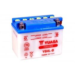 YUASA YB4L-B 4.2Ah (C20) akumuliatorius