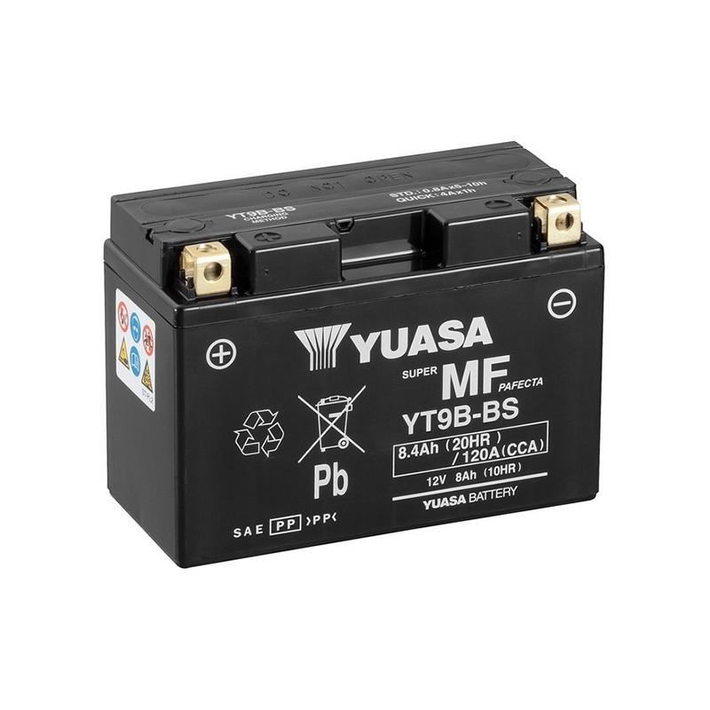 YUASA YT9B-BS 8.4Ah (C20) akumuliatorius