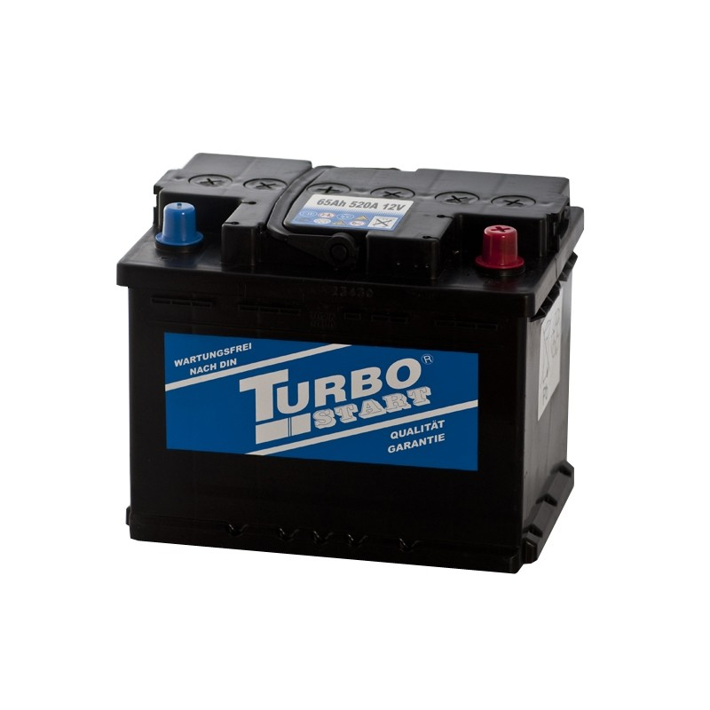 TURBOSTART 56515 65Ah battery
