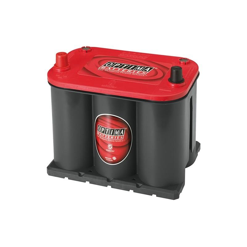 OPTIMA Red Top S-3,7L SLI 44Ah akumuliatorius