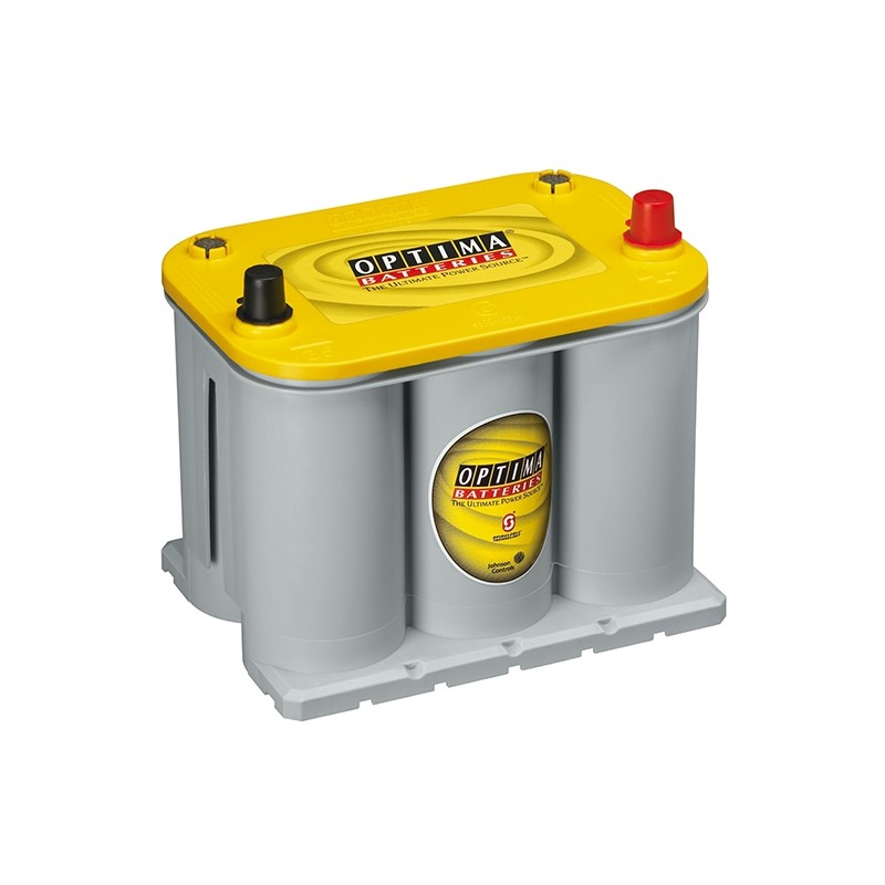 OPTIMA Yellow Top R-3,7L 48Ah battery