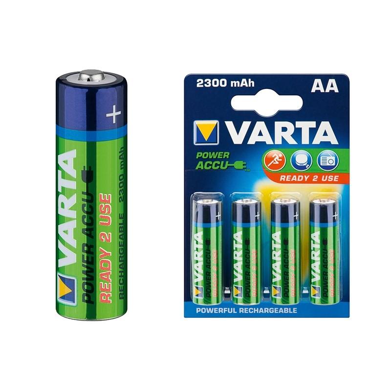 VARTA 56726 AA (HR6) 1,2V 2300mAh (4 vnt.)