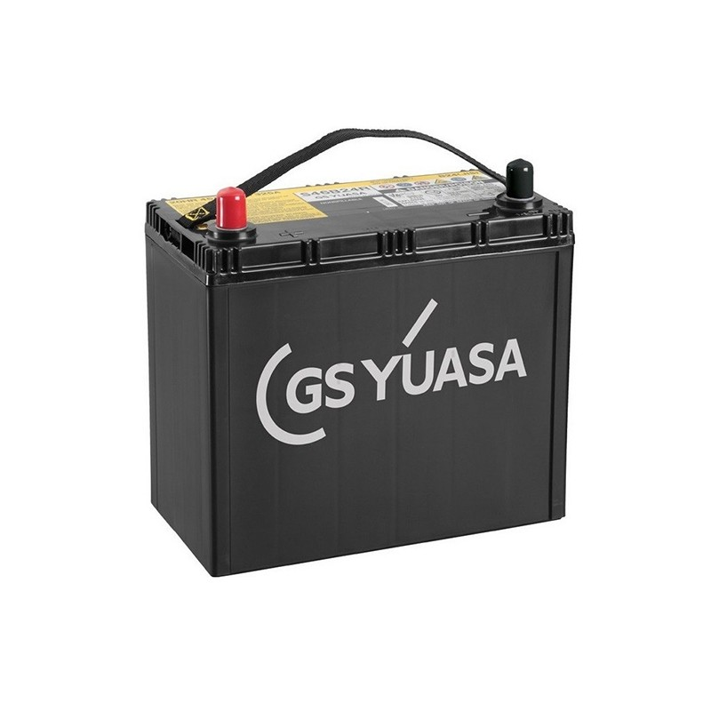 YUASA HJS46B24R AGM 46Ah 310A (EN) akumuliatorius