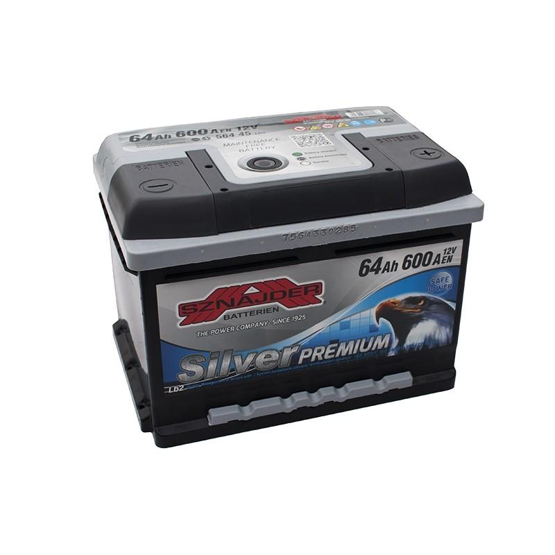 SZNAJDER SILVER PREMIUM 56445 64Ah battery