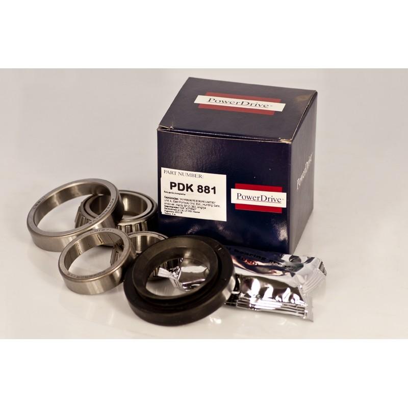 Комплект подшипников колёс  PDK-881