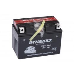 DYNAVOLT DTZ14S-BS 11.2Ач аккумулятор