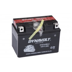 DYNAVOLT DTZ14S-BS 11.2Ah battery