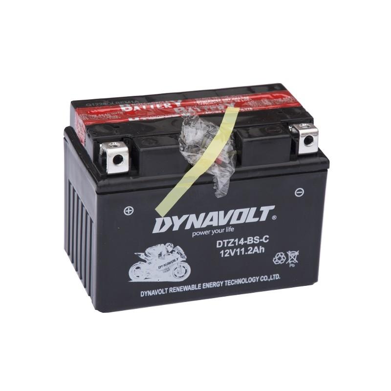 DYNAVOLT DTZ14S-BS 11.2Ah akumuliatorius