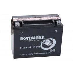 DYNAVOLT DTX24HL-BS akumuliatorius